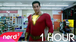 Shazam! Song | Shout My Name [1 HOUR] (Unofficial Soundtrack) | #NerdOut feat. Culcher
