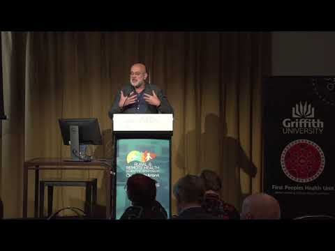 Keynote 6 - Alan Cass, Director, Menzies School of Health Research