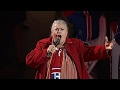 Ginette Reno sings O Canada before Canadiens face Rangers