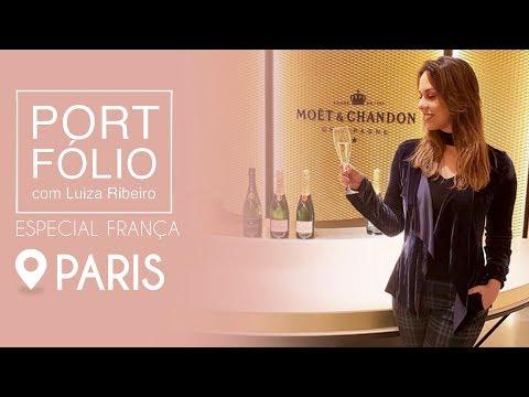 Portfólio - PARIS - Conhecendo a cave Moet Chandon