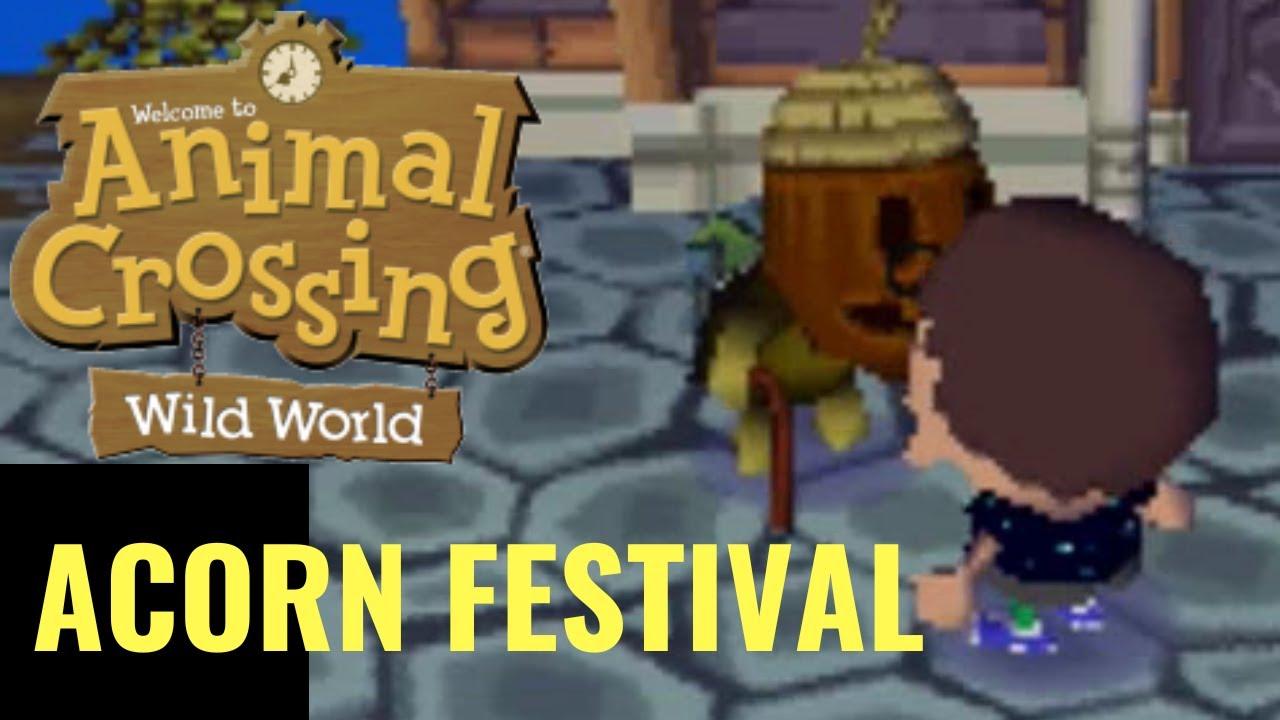 Acorn Festival | Animal Crossing Wiki | FANDOM powered by ...