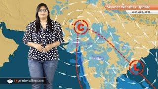 Weather Forecast for Aug 28: Good rains in Mumbai, Chennai, Rajasthan, MP, light rain in Delhi
