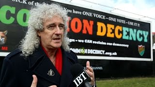 Queen Guitarist Brian May Considers Future House Of Lords Seat