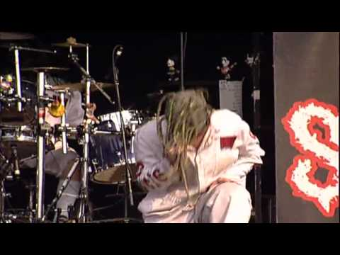 Slipknot Eyeless  at Dynamo 2000
