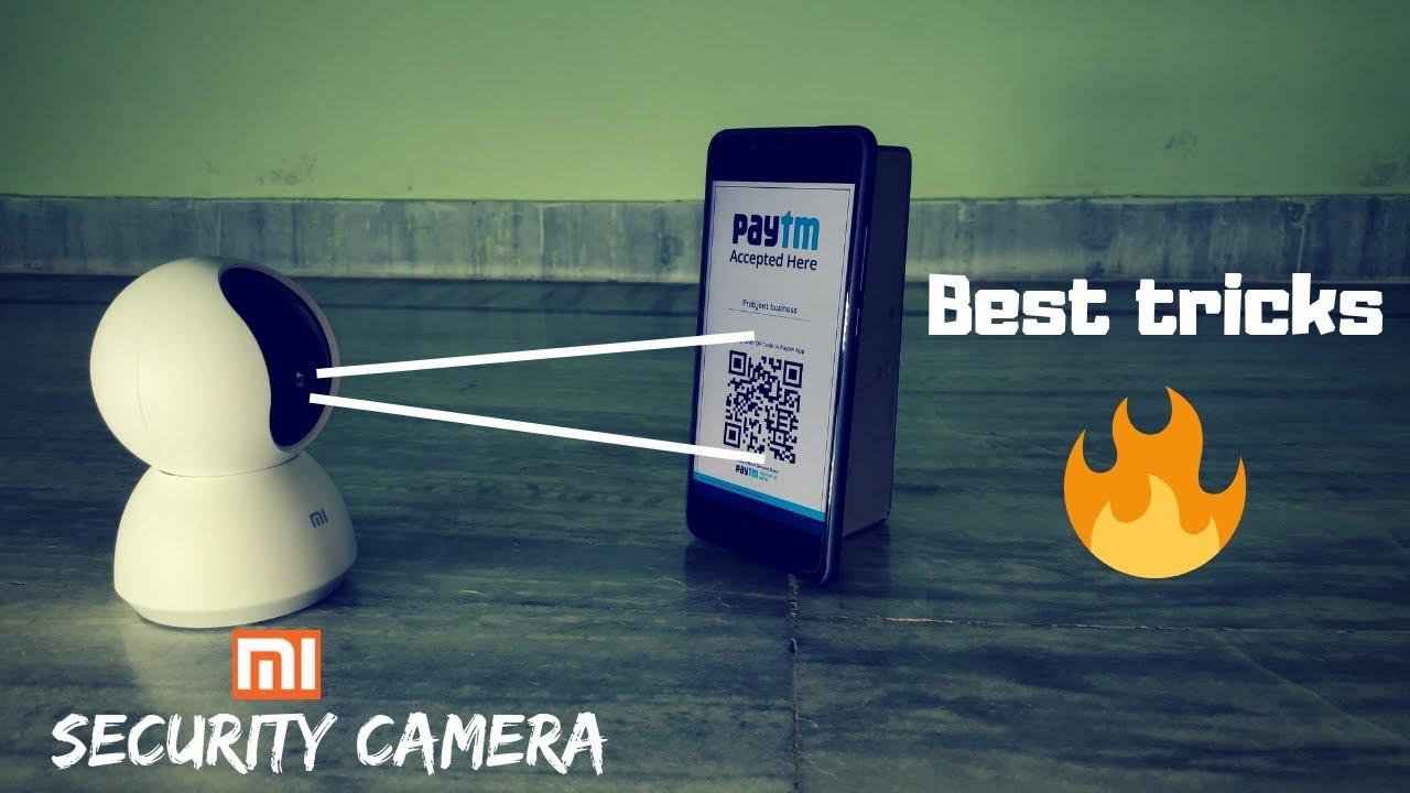 best tricks of mi home security camera || Indian variant ||