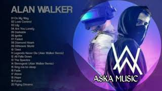 Top 20 Lagu Terbaik Alan Walker 2019 Full Album - Best Of Alan Walker 2019 Music For PUBG