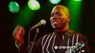 Andy Palacio - Dunya 2007 Festival - Rotterdam (live)