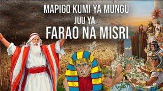 MFALME FARAO binadamu aliebishana na MUNGU kiwango cha KUTISHA.