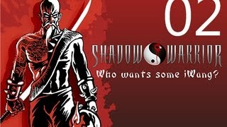 Shadow Warrior Walkthrough Part 2 Let's Play No Commentary 1080p HD Gameplay