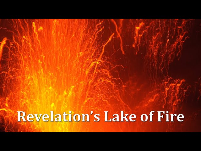 Revelation's Lake of Fire