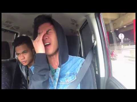 Haqiem Rusli, Tajul & Haziq HotFM | Car Roks | POP TV