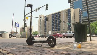 Confusion Surrounds Controversial Electric Scooters In Denver