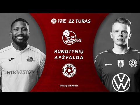 Suduva FK Panevezys Goals And Highlights