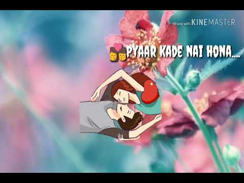 Wakh ho gaye (new punjabi song) whatsapp status
