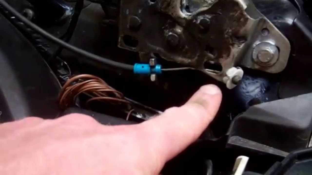 Bmw Mini One Cooper S Bonnet Release Cable Problems And