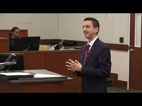 Russell Holbrook Trial Prosecution Opening Statement 02/19/19