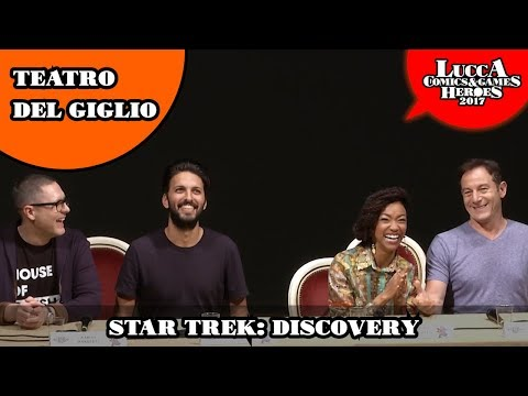 [Lucca Comics & Games] Star Trek: Discovery