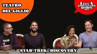[Lucca Comics & Games] Star Trek: Discovery