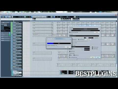 Export render your audiosong to mp3, wav, aiff, etc