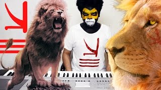 KSHMR - The Lion Across The Field (EPIC PIANO MEDLEY)