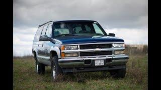 Totalcar TV: Chevrolet Suburban - 1996. 8. évad 4. rész