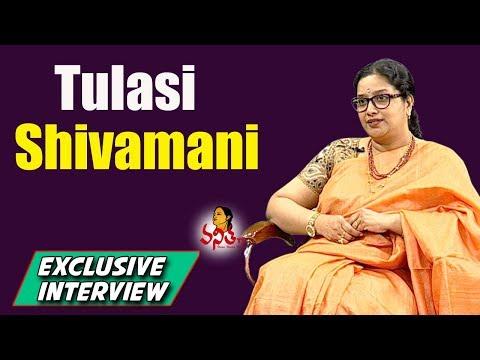 Exclusive Interview with Actress Tulasi Shivamani || Celebrity Interviews || Vanitha TV