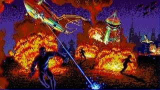 Buck Rogers Countdown to Doomsday (Genesis) Playthrough - NintendoComplete