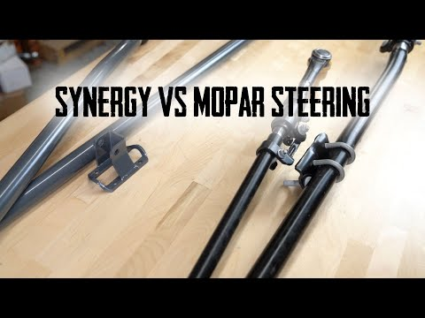 Synergy HD Vs 08+ Mopar, the Best Steering for Your 3rd gen Ram