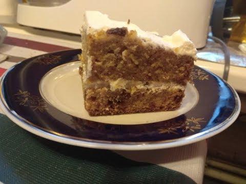 Пряный тыквенный пирог//пряный пирог