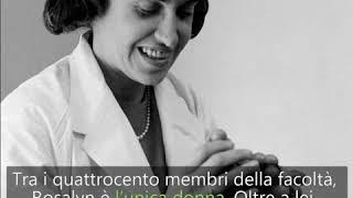 Storie di Medici: Rosalyn Jalow