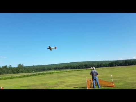 Phil, friend and member of the Flying Hawks Model Rc CLUB, Delaware Water Gap National Recreation.