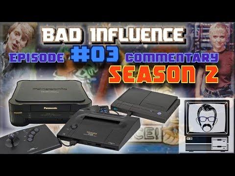 Bad Influence 2.3 CITV  - Luxury Consoles! | Nostalgia Nerd