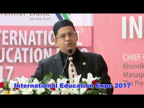 International Education Expo 2017