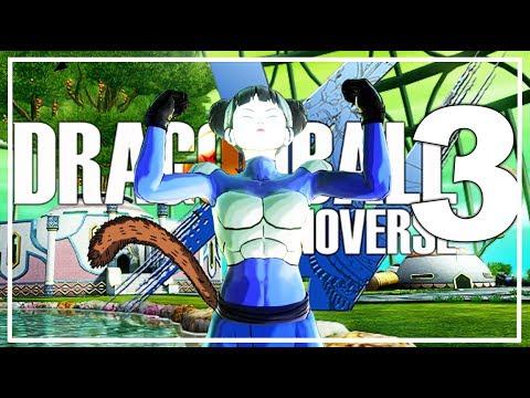 DRAGON BALL XENOVERSE 3 - Saiyan Tails for Custom Character!