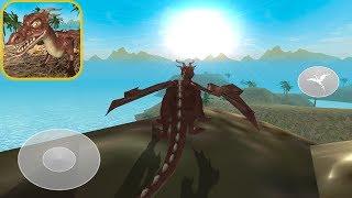 Flying Dragon Simulator: Fly Training - IOS Gameplay