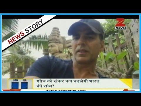 DNA: Bollywood actor Akshay Kumar urges everyone to build toilets