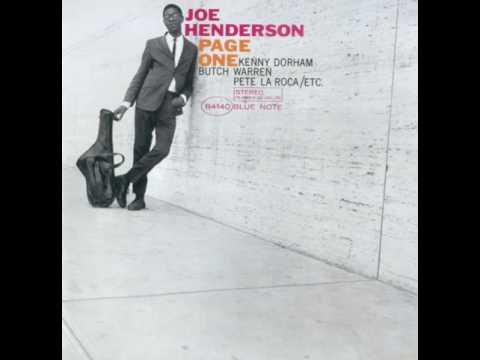 Joe Henderson & Kenny Dorham - 1963 - Page One - 01 Blue Bossa