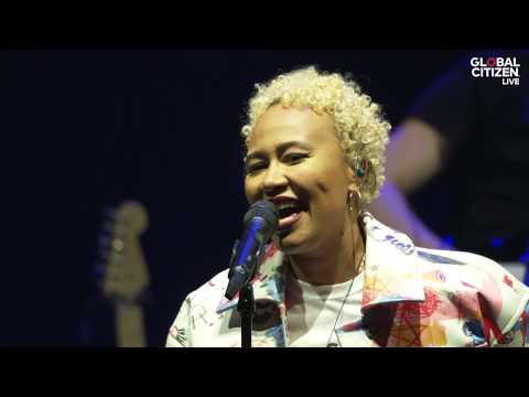 Emeli Sandé Performs 'You Are Not Alone'   Global Citizen Live in Brixton 2018