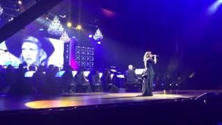 Anna Fegi-Brown performs I'll Be Seeing You