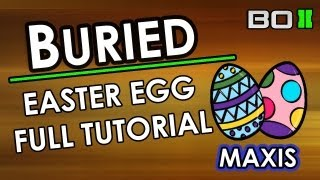 BURIED: MAXIS FULL EASTER EGG GUIDE COMPLETED :-: MINED GAMES ACHIEVEMENT