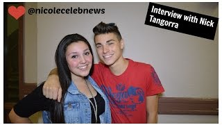 Nick Tangorra Interview at OMG Music Fest