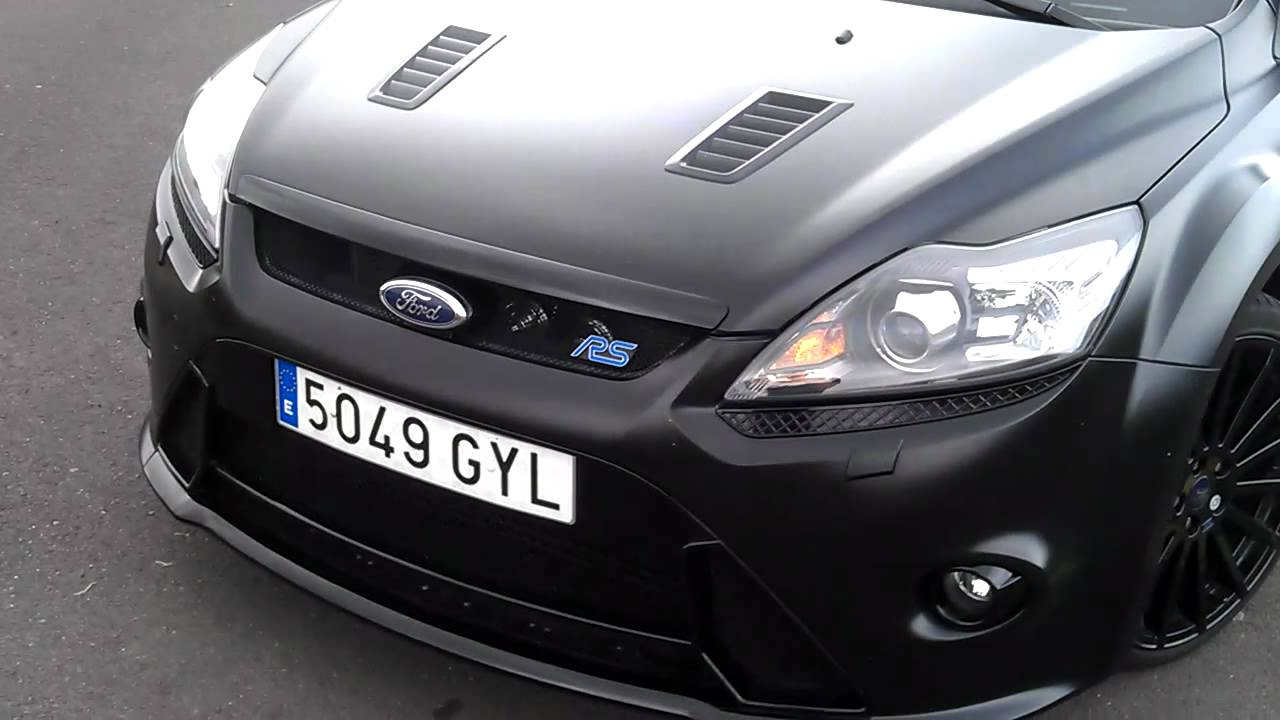 Ford Focus Rs500 Rs Cosworth 500