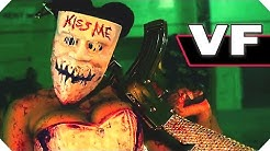 "AMERICAN NIGHTMARE 3 ""Élections"" - NOUVELLE Bande Annonce VF + VOST (Horreur - 2016)"