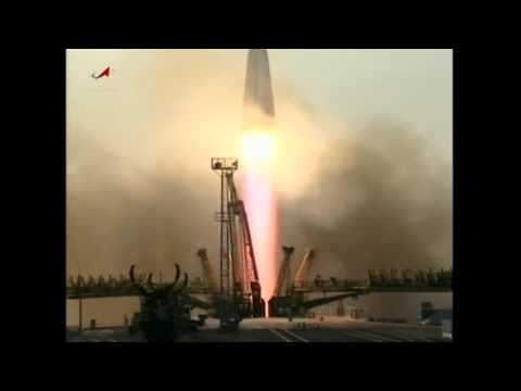 RAW: Soyuz spacecraft bound for ISS launched successfully