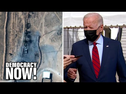 """Biden """"Illegally"""" Bombs Iranian-Backed Militias in Syria, Jeopardizing Nuclear Talks with Tehran"""
