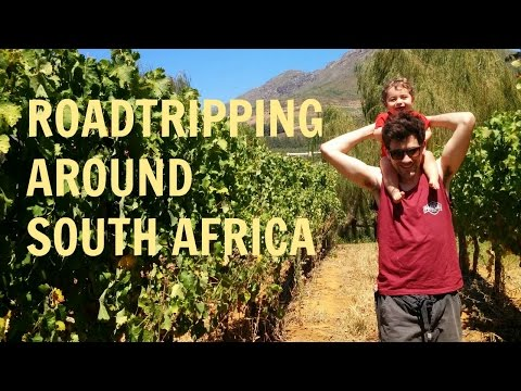 ROADTRIPPING AROUND SOUTH AFRICA