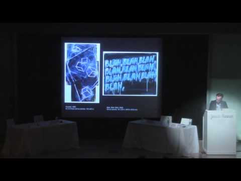 Dialogue and Discourse, Relevant Language: Speaking about Mel Bochner