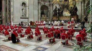 El papa nombra a 13 nuevo cardenales
