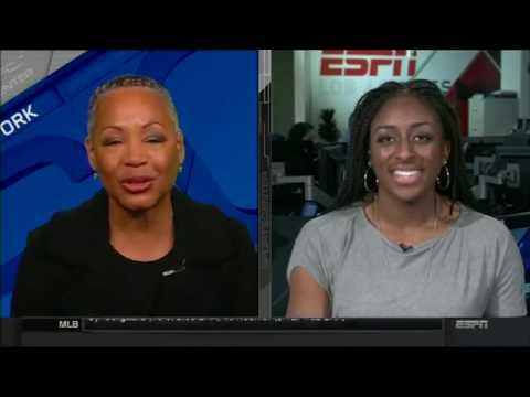 Nneka Ogwumike Named 2016 WNBA MVP