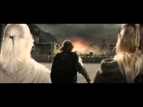 LOTR The Return Of The King - The Last Move